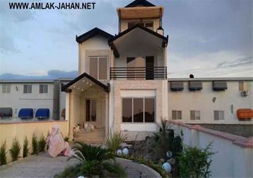 خرید ویلا نوساز ساحلی سرخرود محمودآباد 265 متری - 1