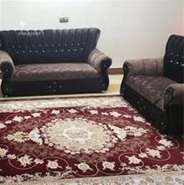 مبلمان 7 نفره(در حد نو)
