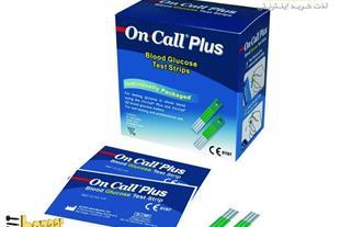 نوار تست قند خون ایکان On Call Plus