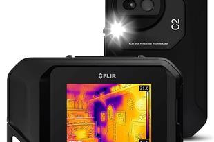 دوربین حرارتی جیبی فلیر مدل FLIR C2 - ترموویژن