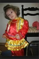 دوخت و فروش لباس بچه گانه مناسب شب یلدا - 1