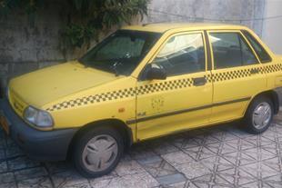 پراید تاکسی مدل 86