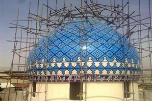 ساخت گنبد و مناره و محراب مساجد با بهترین کیفیت - 1
