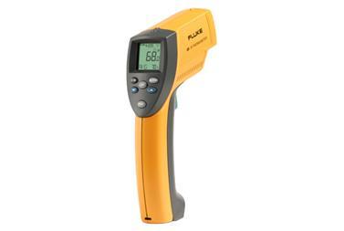 دماسنج حرارت سنج لیزری دقت بالای فلوک مدل FLUKE 68 - 1