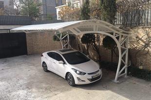 سایبان سایبان خودرو سایبان پارکینگ سایه سازان