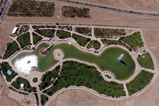 دریاچه مصنوعی گلبهار