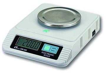 ترازوی دیجیتال ارزان دقیق لوترون LUTRON GM-500 - 1