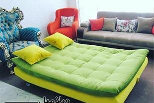 فروش کاناپه تختخوابشو ایپک با بهترین قیمت
