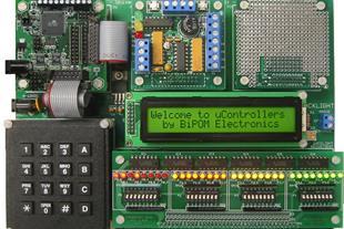 تدریس خصوصی میکروکنترلرهای AVR بصورت صد در صد عملی