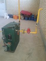 تبخیرکننده گاز مایع - 80G -