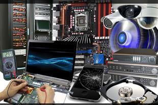 ارائه تمامی خدمات نرم افزاری و سخت افزاری در منزل
