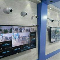دوربین های مدار بسته شرکت کوشا حفاظ آرتابین