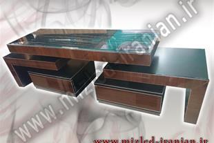 فروش فوق العاده میز تلویزیون LCD و LED چوبی