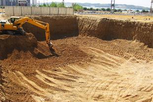 گودبرداری، خاک برداری،حمل مصالح