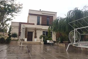 1150 متر باغ ویلا در شهریار کد ملک: 354