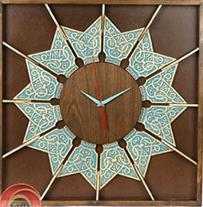 ساعت دیواری خورشیدی