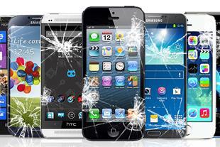 تعمیرات گوشی موبایل و لپ تاپ