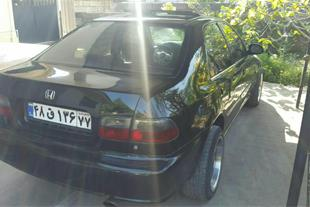 فروش ماشین هوندا سیویک مدل 1992