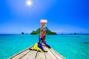 هدیه ما به شما بلیط تایلند می باشد