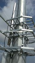 ساخت و نصب برج روشنایی 30متری