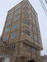 فروش آپارتمان : 6 طبقه تک واحدی 146 متری