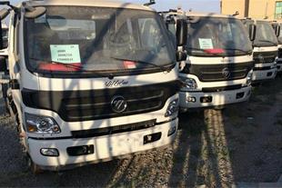 فروش ویژه کامیونت 6 تن الوند خوابدار