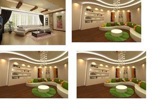معماری داخلی و بازسازی ، طراحی تخصصی ویلا و نما