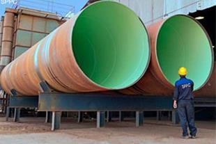 عایق آب بندی - لاینیگ لوله انتقال و کانال تاسیسات