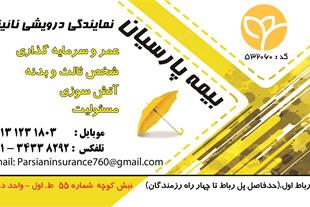 نمایندگی بیمه پارسیان 532060