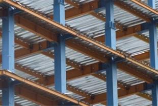 تولید سقف عرشه فولادی در گلستان - 1