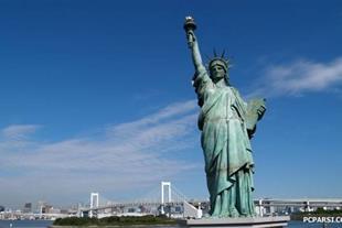 اخذ ویزا تضمینی آمریکا بدون نیاز به ویزا شنگن