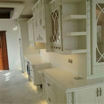 طراحی ، ساخت ، نصب و تعمیرات کابینت و خرده کار MDF
