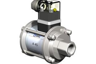 نمایندگی فروش شیر برقی کوآکس  co--ax valve