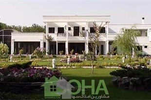 فروش 3800 متر باغ ویلا در کرج منطقه فردیس