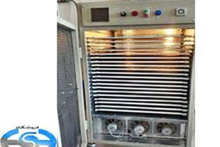 دستگاه خشک کن میوه مدل AL1300 –G20  با مشعل گازی