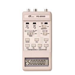 فرکانس متر دیجیتال لوترون مدل LUTRON FC-2500 - 1