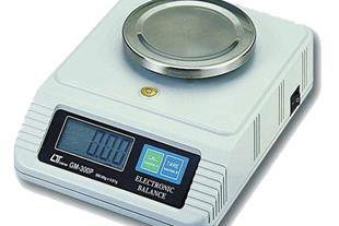ترازوی دیجیتال دقت بالای لوترون مدل LUTRON GM-300P