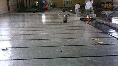 ایزوگام و عایق کاری و نصب در پشت بام وسرویسها - 1