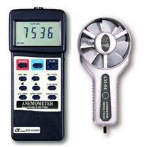 بادسنج فلومتر پراب فلزی دیتالاگر LUTRON AM-4206M
