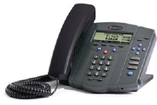 گوشی تلفن آی پی  Polycom SoundPoint IP 430