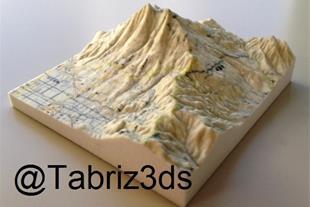 طراحی و پرینت سه بعدی-ماکت سازی-قالب سازی - 1
