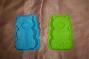 قالب کیک و ژله سیلیکونی طرح خرس درجه 1