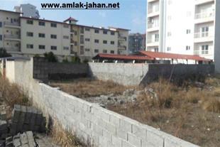 فروش زمین در شمال شهر ساحلی سرخرود کنار دریا