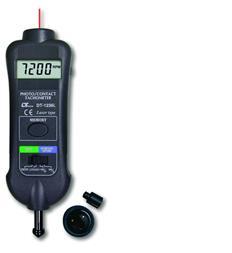 تاکومتر دورسنج مکانیکی و نوری مدل LUTRON DT1236L - 1
