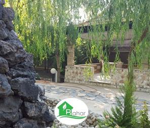 باغ ویلای800متری در شهریار - 1