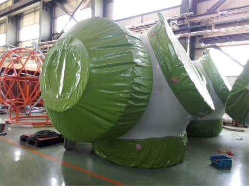 ساخت آلاچیق پارچه ای ، فروش سازه بادی - 5