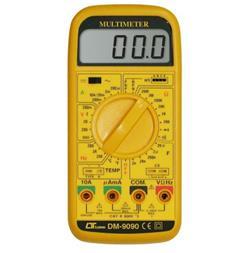 مولتی متر اهم متر دیجیتال ارزان مدل LUTRON DM-9090 - 1