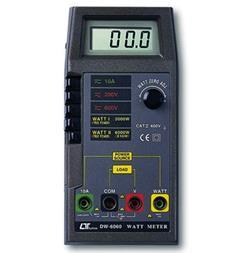 وات متر تکفاز پاورمتر پرتابل مدل LUTRON DW-6060 - 1