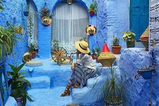 تور مراکش - تور آفریقا ، تور کازابلانکا (فول برد )