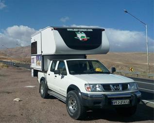 کاروان و کمپر مسافرتی  - هتل و سوییت همراه - 1